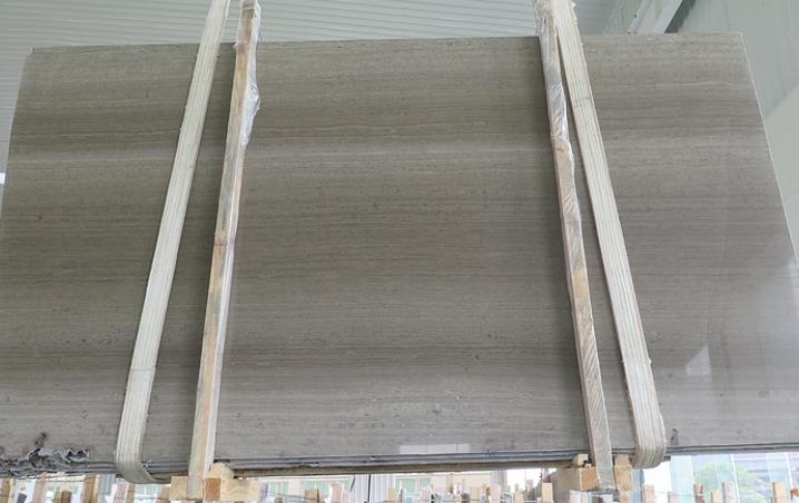 Grey wooden line